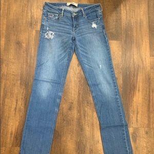 Size 5 regular Hollister jeans
